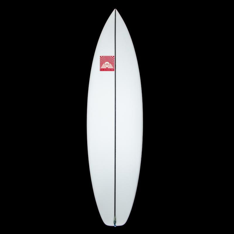 Eye Symmetry Lucid Eye Surfboard