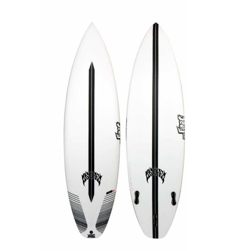 LOST SURFBOARDS DRIVER 2.0 SQUASH (LIGHT SPEED EPS)