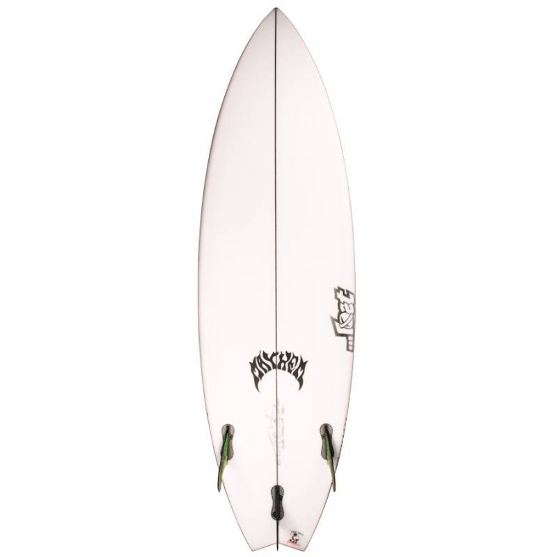 Lost Sub Driver Swallow Tail Surfboard
