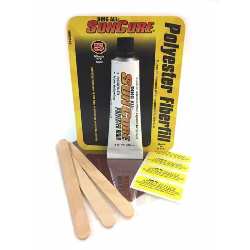 SunCure Ding Repair Kit Polyester (PU)