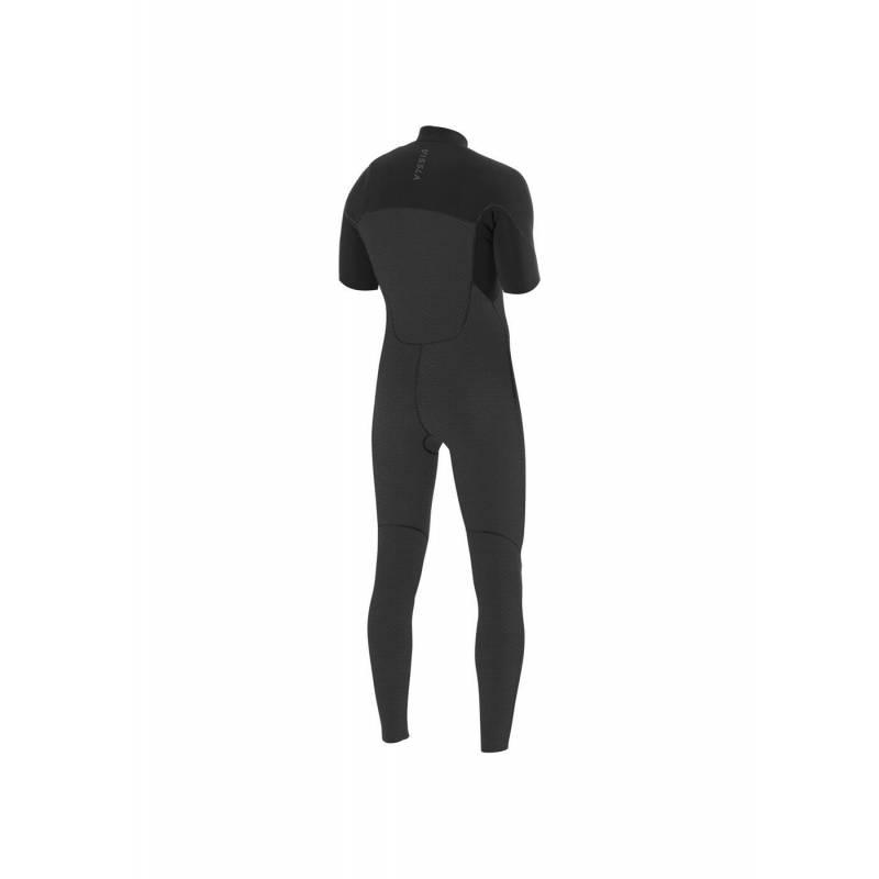 Vissla High Seas 2/2 S/S Full Wetsuit - Phantom - back