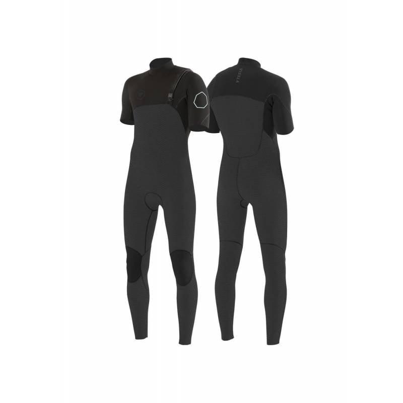 Vissla High Seas 2/2 S/S Full Wetsuit - Phantom