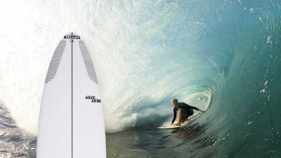 Pin Tail Surfboard Boardcave