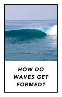 how do waves get formed