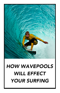 wave pools in the future
